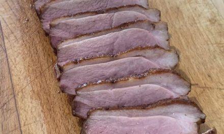 P10 Smoked Duck Breast