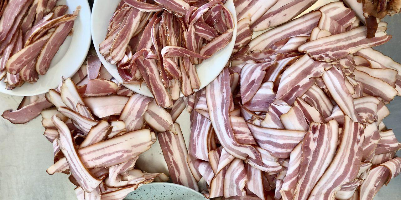 Bacon – så här gör du eget